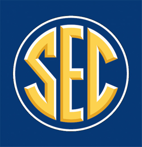Southeastern Conference Alternate Logos Pres Iron On Sticker (Heat Transfer) 03