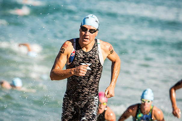 The Xterra off-road triathlon series began in the 1990s as a way to promote Maui, Hawaii, as a destination and has grown into a worldwide series of events with swimming, mountain biking and trail running.Photo courtesy of Xterra
