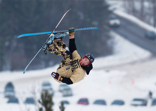 Several states, including Michigan, have added a winter games component to their state games offerings. About 35 states organize state games events or are in the process of offering them for amateur athletes. Photo courtesy of Hugh Carey/The Grand Rapids Press/AP Images