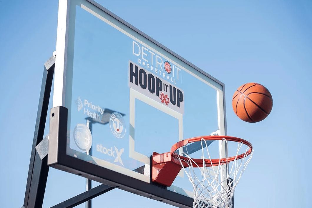 Hoop It Up 3×3