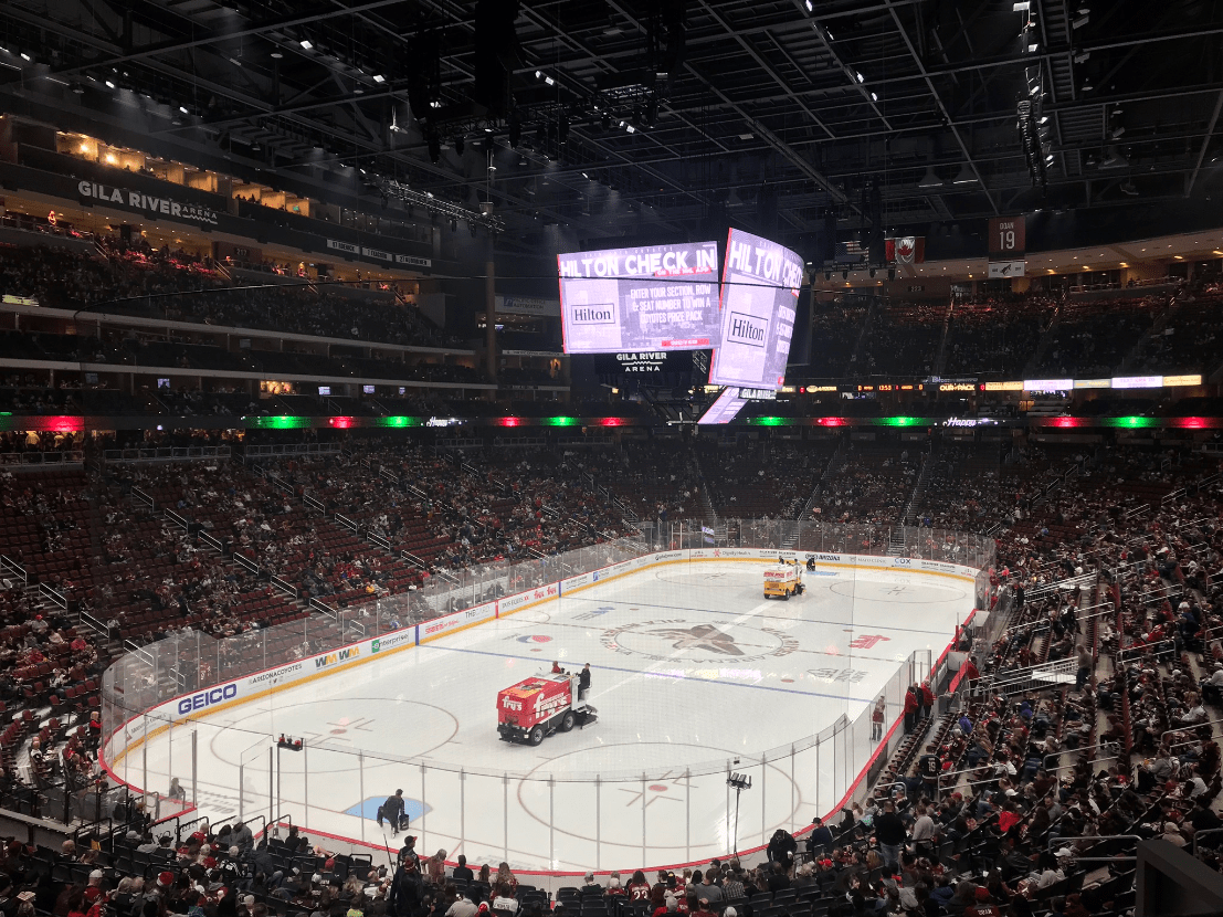 Arizona Coyotes Confirm Another Year at Gila River Arena