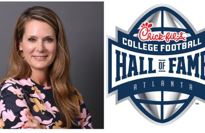 Kimberly Beaudin Named College Football Hall of Fame CEO