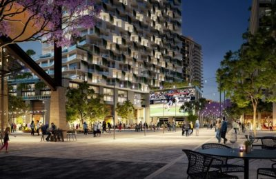 Padres Win Approval For Potential Mixed-Use Development
