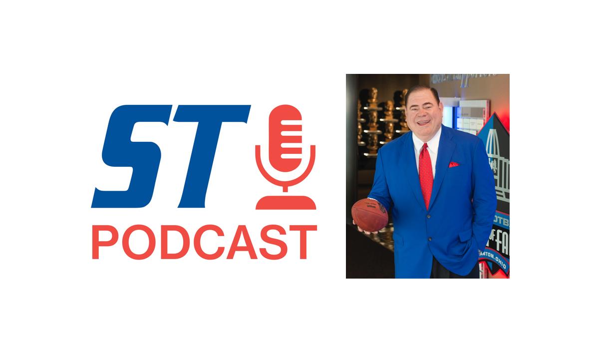 ST Podcast David Baker