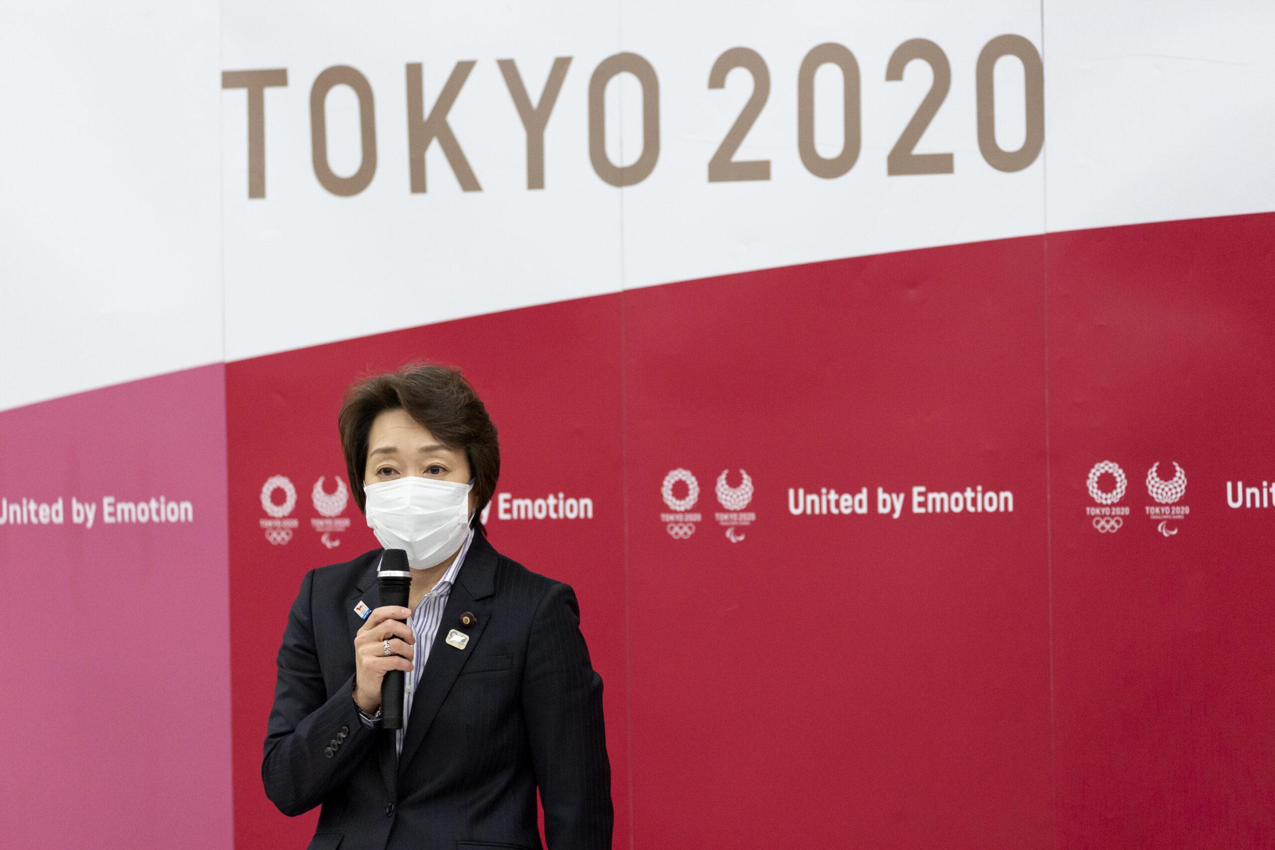 Japan Olympics Tokyo Hashimoto
