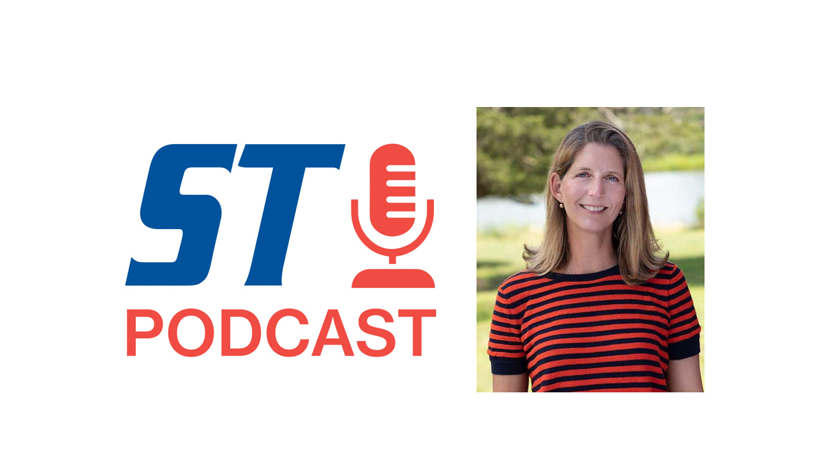 Amanda Kraus ST Podcast