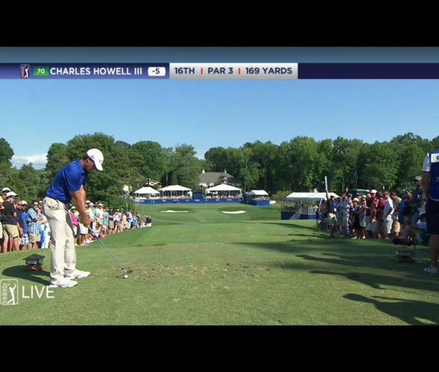 The Pga Tour Live App Allows Golf Fans To Catch Plenty Of Early Morning Action