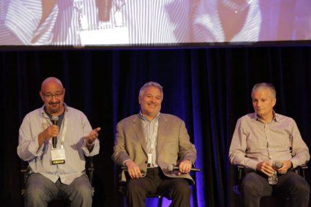 From left: John Faratzis, Larry Meyers, and David Neal