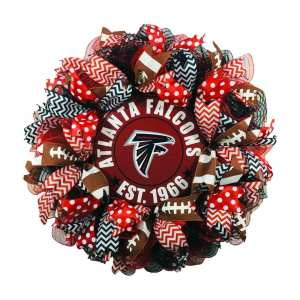 Atlanta Falcons Wreath