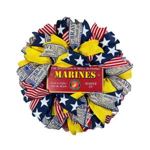 US Marine Wreath
