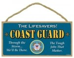 Coast Guard Sign