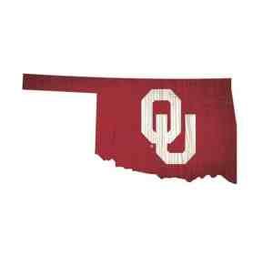 Oklahoma Sooners Sign