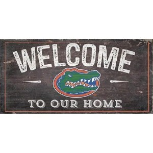 Florida Gators Welcome Sign