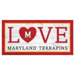 Terps Sign
