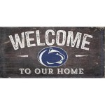 Penn State Welcome Sign