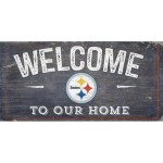 Pittsburgh Steelers Welcome Sign