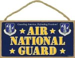 Air National Guard Sign