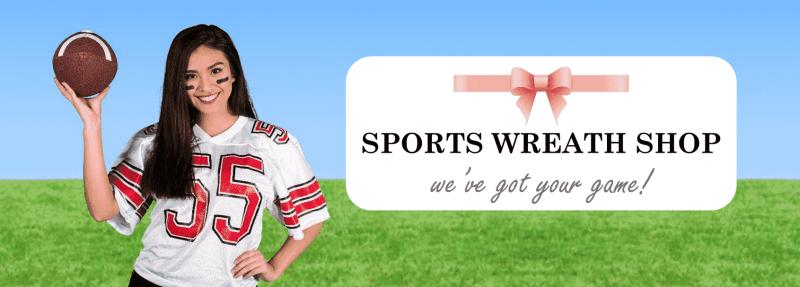 Sports Wreath Shop