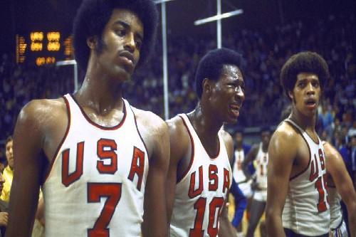 1972 Olympic Basketball Final