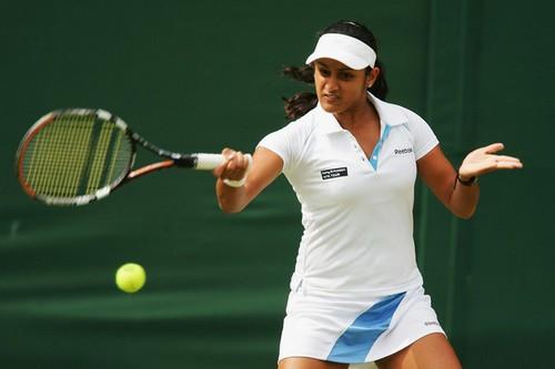 Sunitha Rao India Tennis