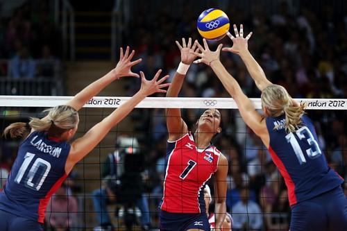 Olympics Volleyball