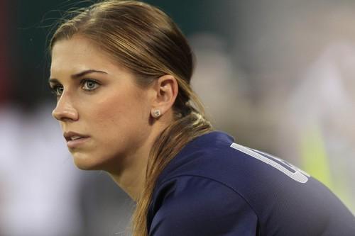 Soccer: Hottest female athletes