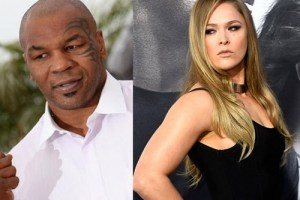 Top 10 Ways Ronda Rousey is Better Than Mike Tyson 1