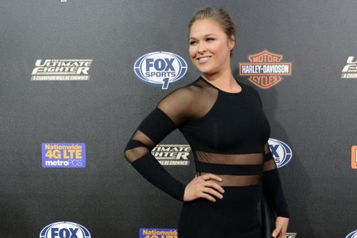 Hottest Women MMA Fighters Ronda Rousey