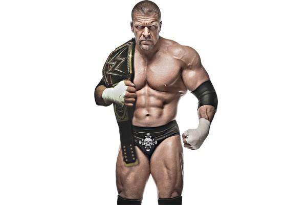 Triple H 10 Greatest Wrestlers