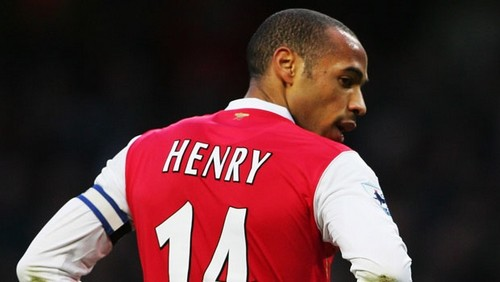 Thierry Henry Wallpapers