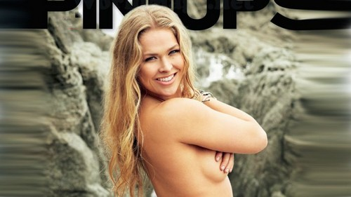 Ronda Rousey Hot and Sexy