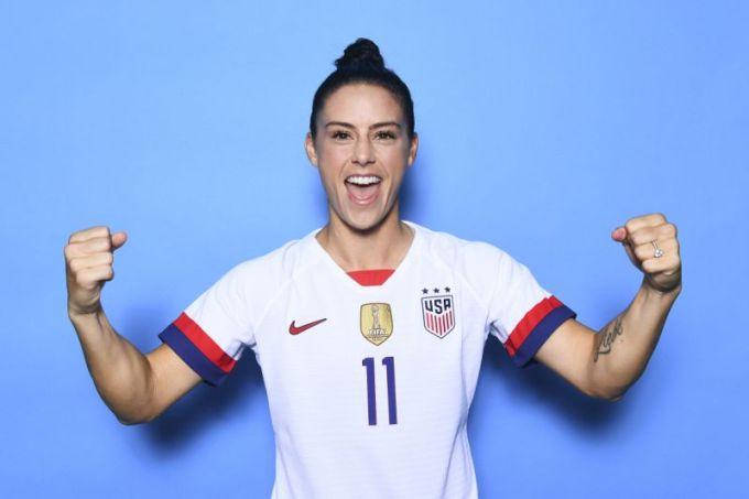 Ali Krieger Most Beautiful Women Footballers