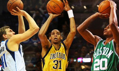 Top 10 best pure shooters in NBA history