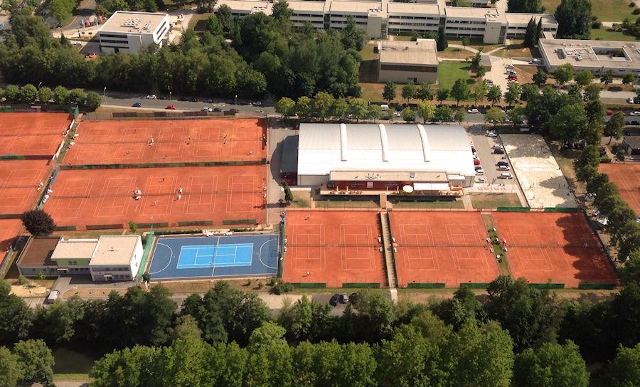Sportunion Klagenfurt Tennis Anlage