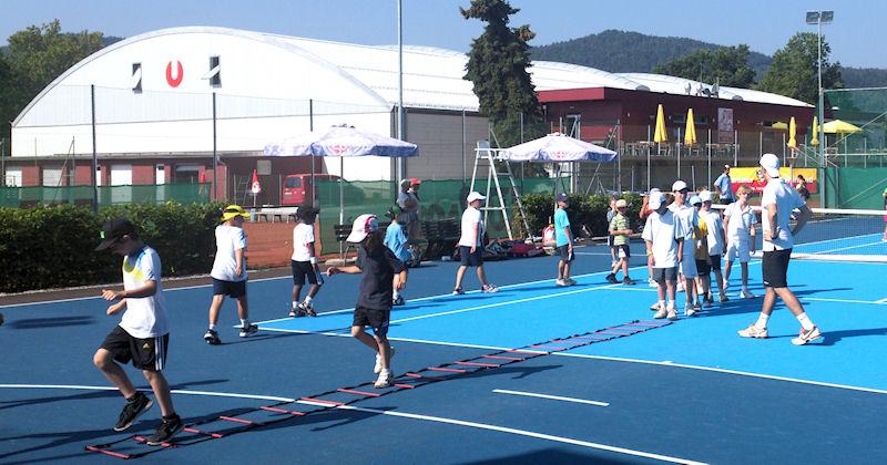 Tennis Kindertraining