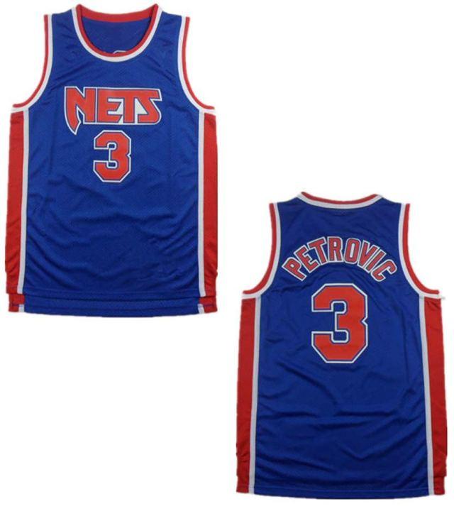 Magliette da Basket per Uomo NBA Brooklyn Nets 3 Image