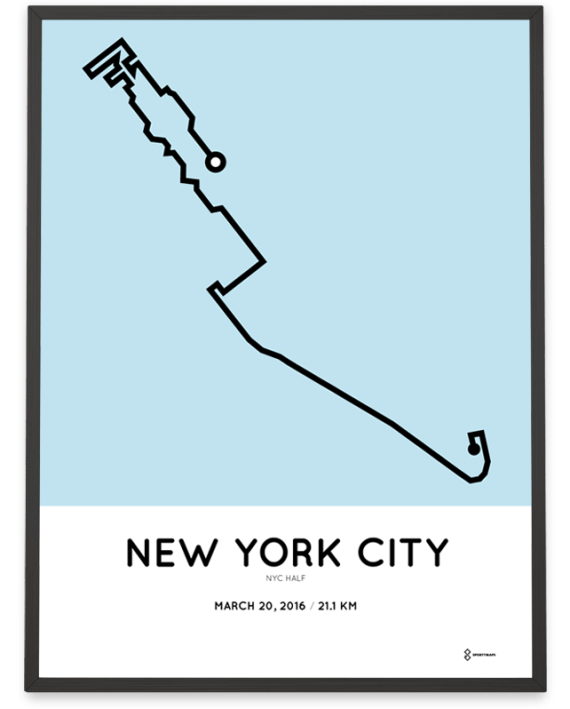 2016 nyc half marathon