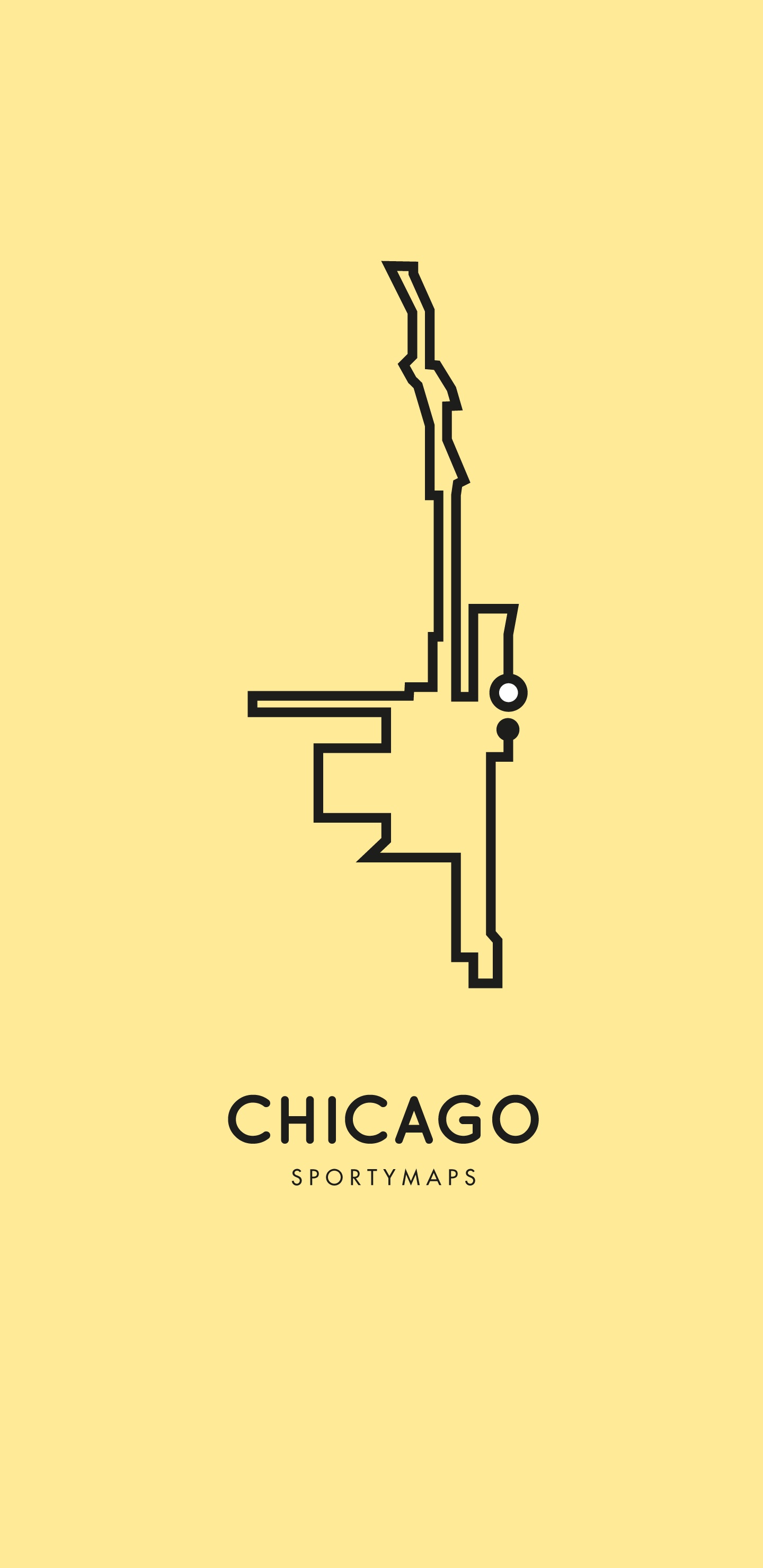 chicago marathon wallpaper – sportymaps
