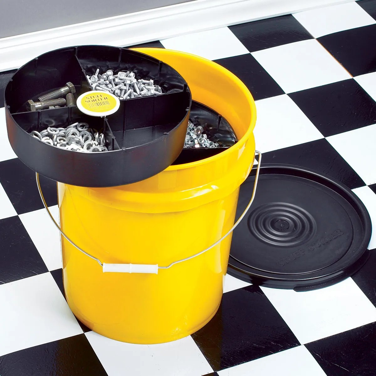 Drop In The Bucket Storage System
