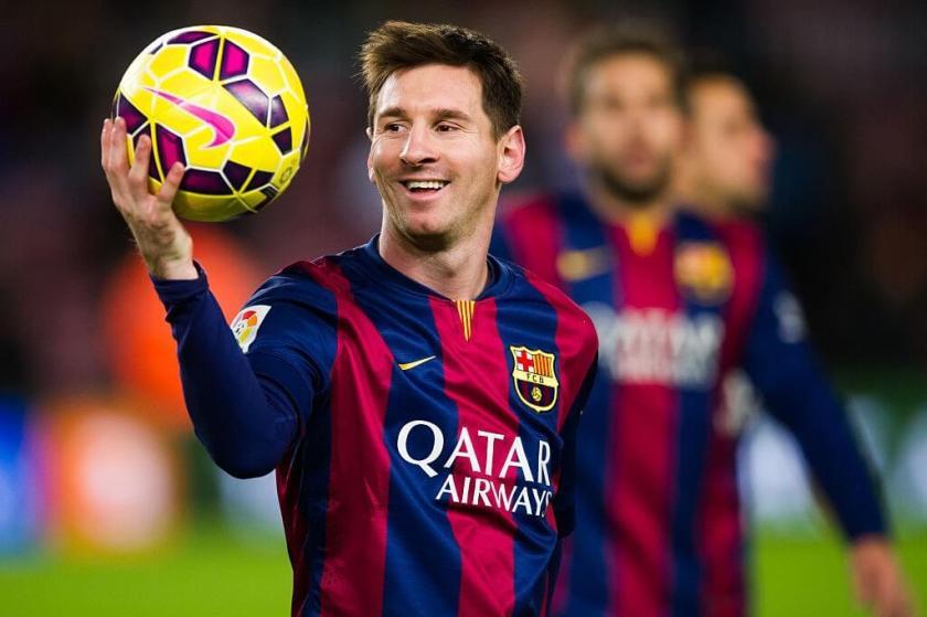 The Aura of Lionel Messi