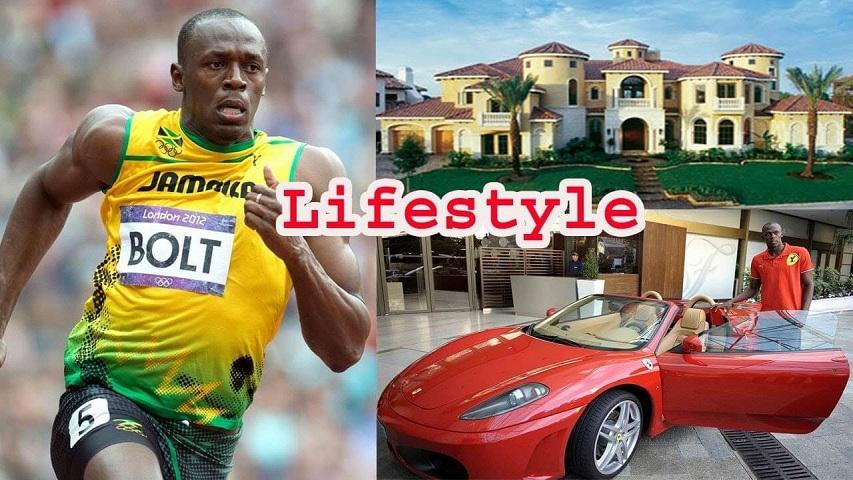 Usain Bolt Lifestyle
