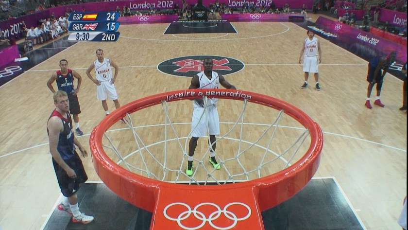 Basketball at Olympic Games