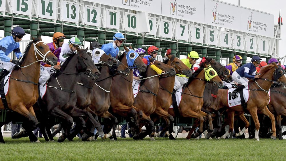 Betting on Melbourne Cup