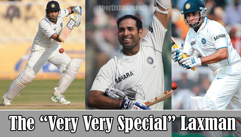 """The """"Very Very Special"""" Laxman"""