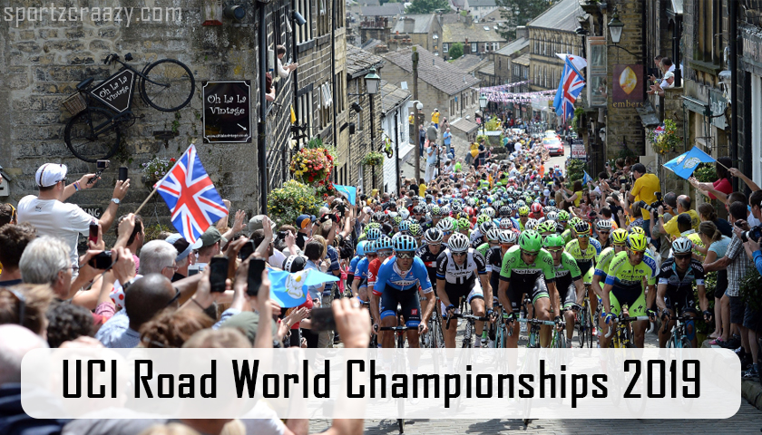 UCI Road World Championships 2019