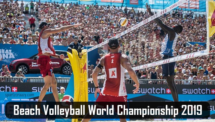 Beach Volleyball World Championships