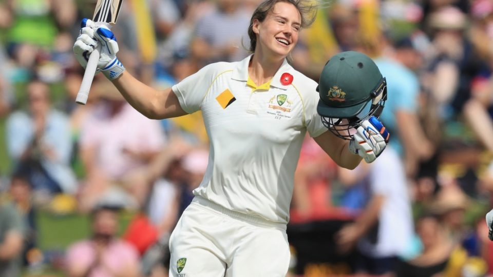Ellyse Perry Cricketers Who Tried Career In Football