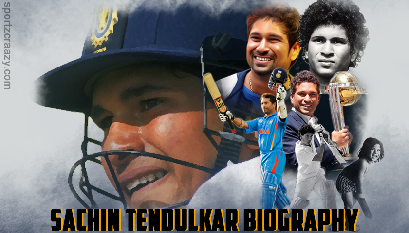 Sachin Tendulkar Biography