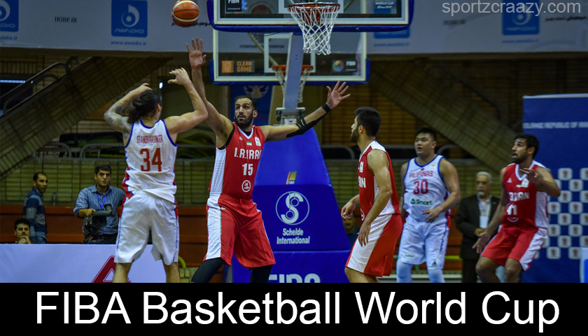 FIBA Basketball World Cup 2019 Scheduled, Venues & Match Timings