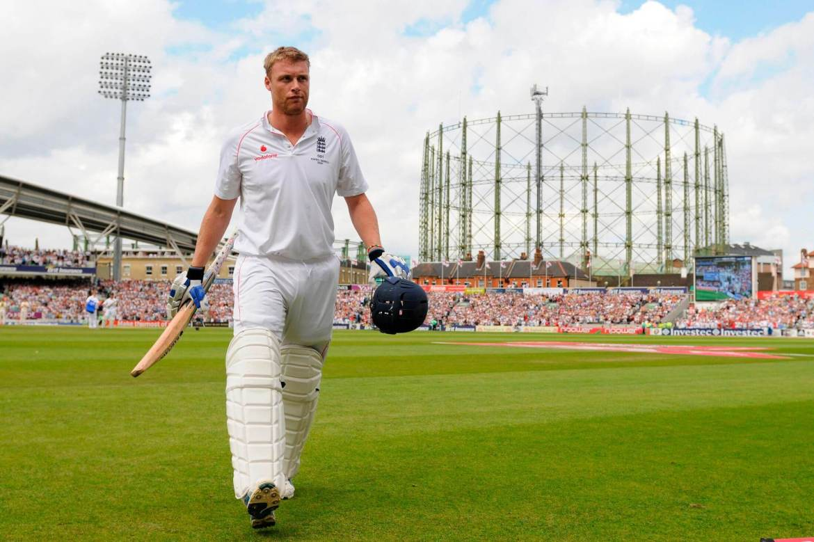 Andrew Flintoff Cricketers Whose Careers Ended due to Injuries